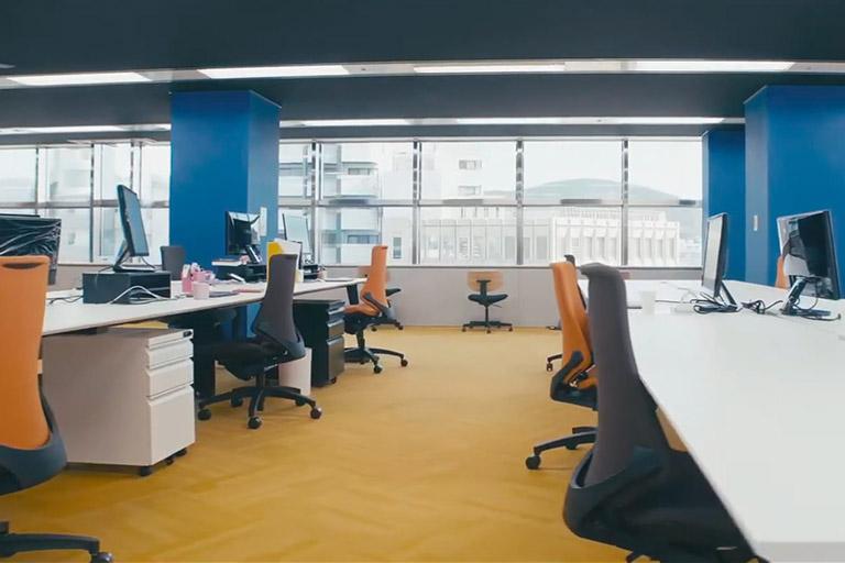 Rist's Office Tour